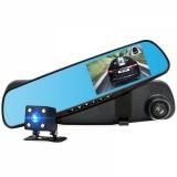 Автовидеорегистратор зеркало + камера Орбита HAD-39 (1280х720,TF)