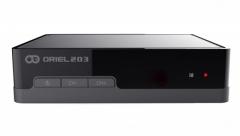 DVB-T2 приставка (ресивер) Oriel 203