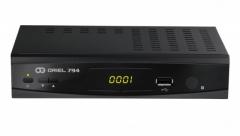 DVB-T2 приставка (ресивер) Oriel 794